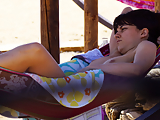 Teen Small Tited Beach Meat for Use