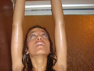 Hot body latin girlfriend