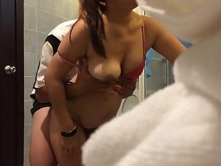 Asianwife hidden sex video at hotel