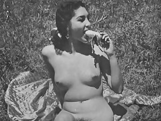 Vintage ladies pictures