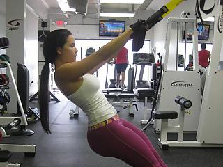 Sexy sport girls