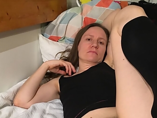 Hairy wife big pussy lips