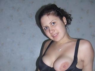 Ex Girlfriend posing for camera