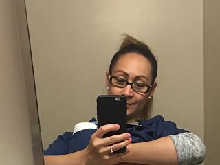 Naughty nurses selfies