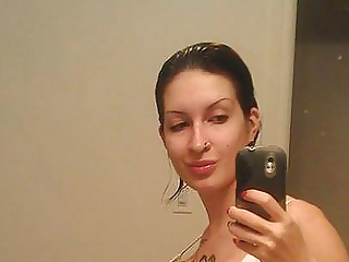 Big boobs selfies