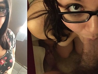 Clothed and unclothed sex and selfies