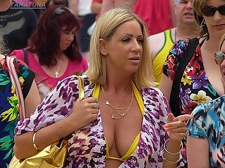 Down blouse mix