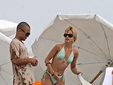 Hot celebritie in bikini