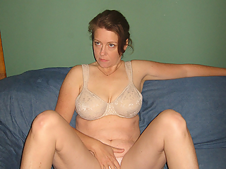 Girlfriends in bras and panties