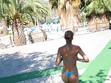 Hot bikini butts
