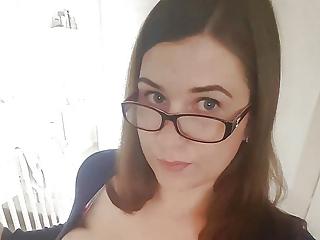 Big tits cleavage