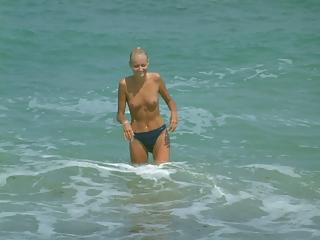 Caught in bulgarian beach