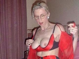 Housewives wearing half Cup Bras