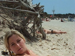 Naked milfs and beach wood