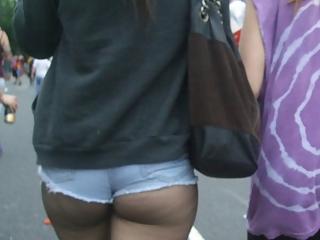 Sexy tight shorts