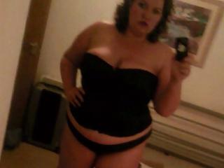 Chubby ex-girlfriend