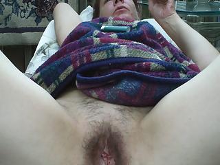 Neighbor Donna Sunbathing Nude