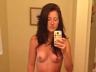 Teens shaved pussies selfies