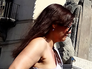 Candid pictures of Italy holidays