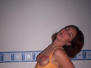 Sexy redhead milf