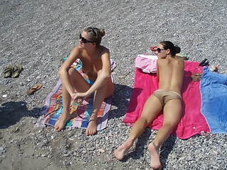 Beach Italy Topless Vacations