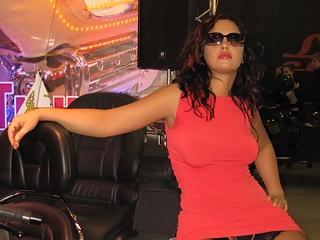 Hot Show girls upskirt