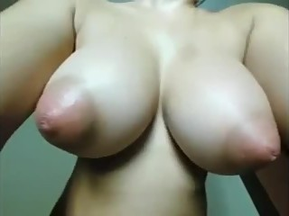 Weird but hot boobs