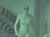 IR cam at public pool