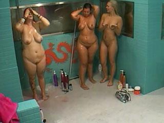 Big brother australia shower nude