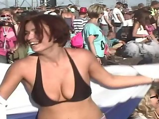 Bouncing tits compilation