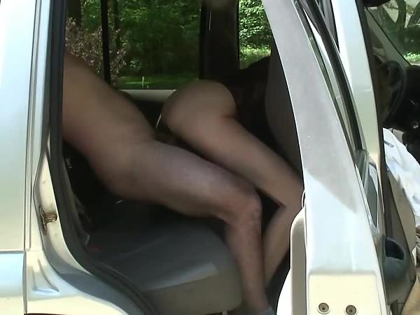 Fucking Outside The Car