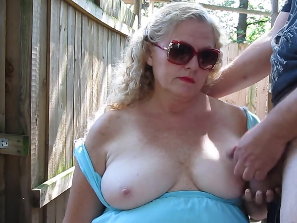 Mature Threesome Big Tits Bbc